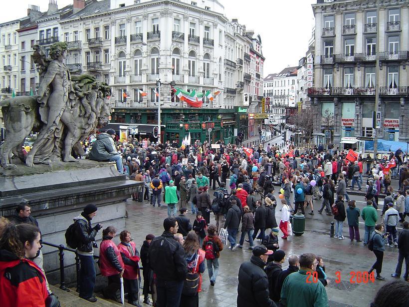 Brussel Beursplein...