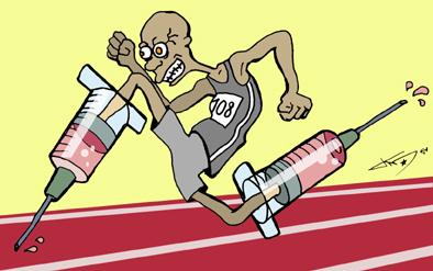 dopage au steroide anabolisant
