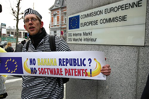 Stop Software patent...
