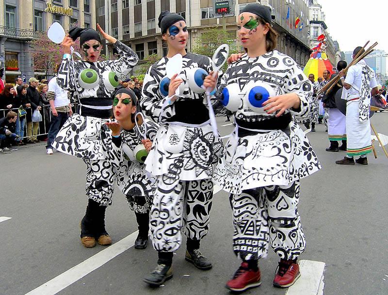 Zinneke Parade Bruss...