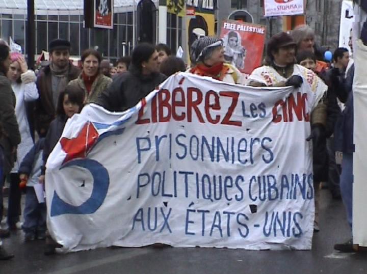 Prisonnièrs cubains ...